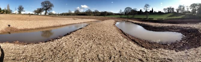 The wetland system – making sewage beautiful (and useful)