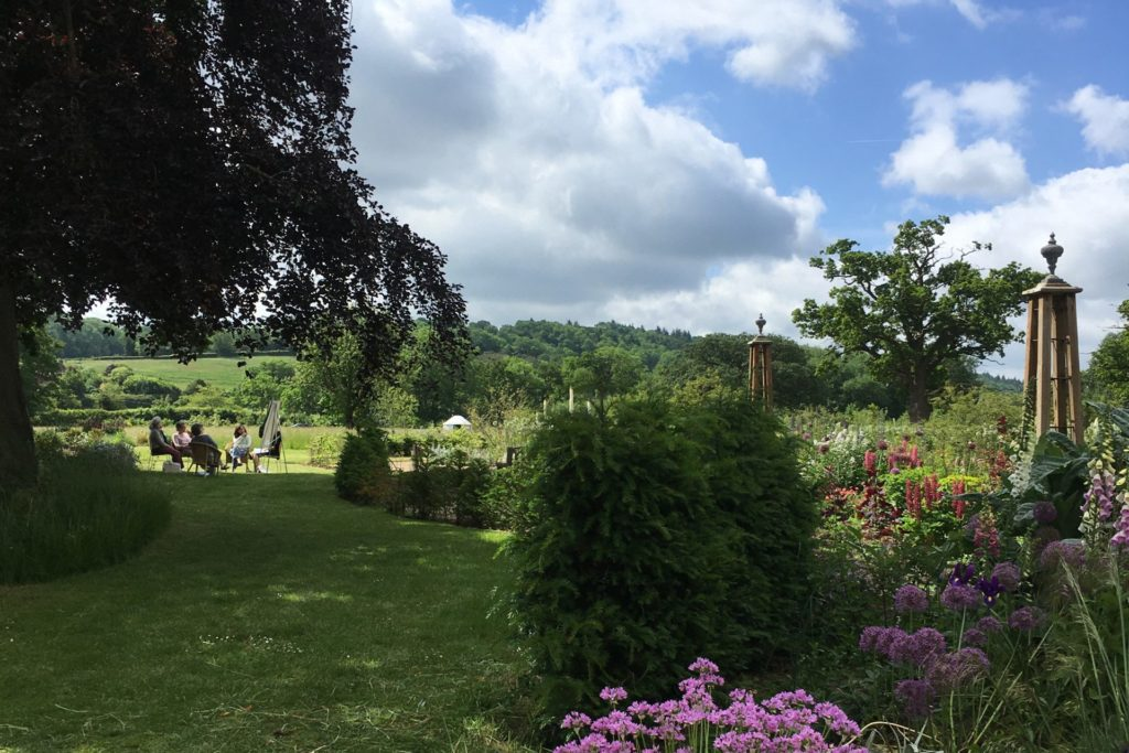Open again to Residential Retreats